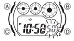 How to set time on Casio Baby-G BG-1005A