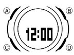 How to set alarm on Casio Baby-G BGA-130