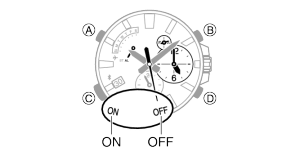 How to set alarm on Casio Edifice EQB-510