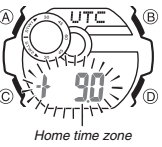 How to set time on Casio G-Shock GLS-8900 / 3422