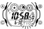 How to set time on Casio G-Shock GW-M500 / 3405