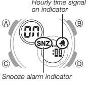 How to set alarm on Casio Baby-G BA-125 / 5457