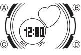 How to set alarm on Casio Baby-G BGA-100 / 5059