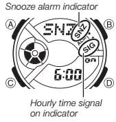How to set alarm on Casio Baby-G BGA-210 / 5338