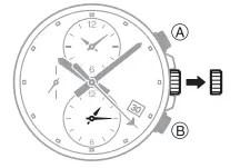 How to set alarm on Casio Edifice EFB-302 / 5468