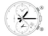 How to set alarm on Casio Edifice EFR-303 / 5468