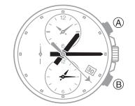 How to set alarm on Casio Edifice ETD-300 / 5495