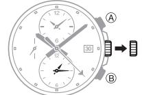 How to set alarm on Casio Edifice ETD-310 / 5498
