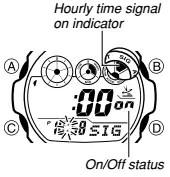 How to set alarm on Casio G-Shock GW-M500 / 3405