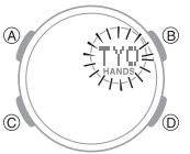 How to set time on Casio Baby-G BGA-190 / 5382