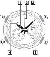 How to set time on Casio Edifice EQW-T620 / 5423