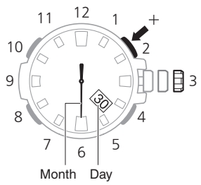 How to set time on Casio G-Shock GST-B100 / 5513