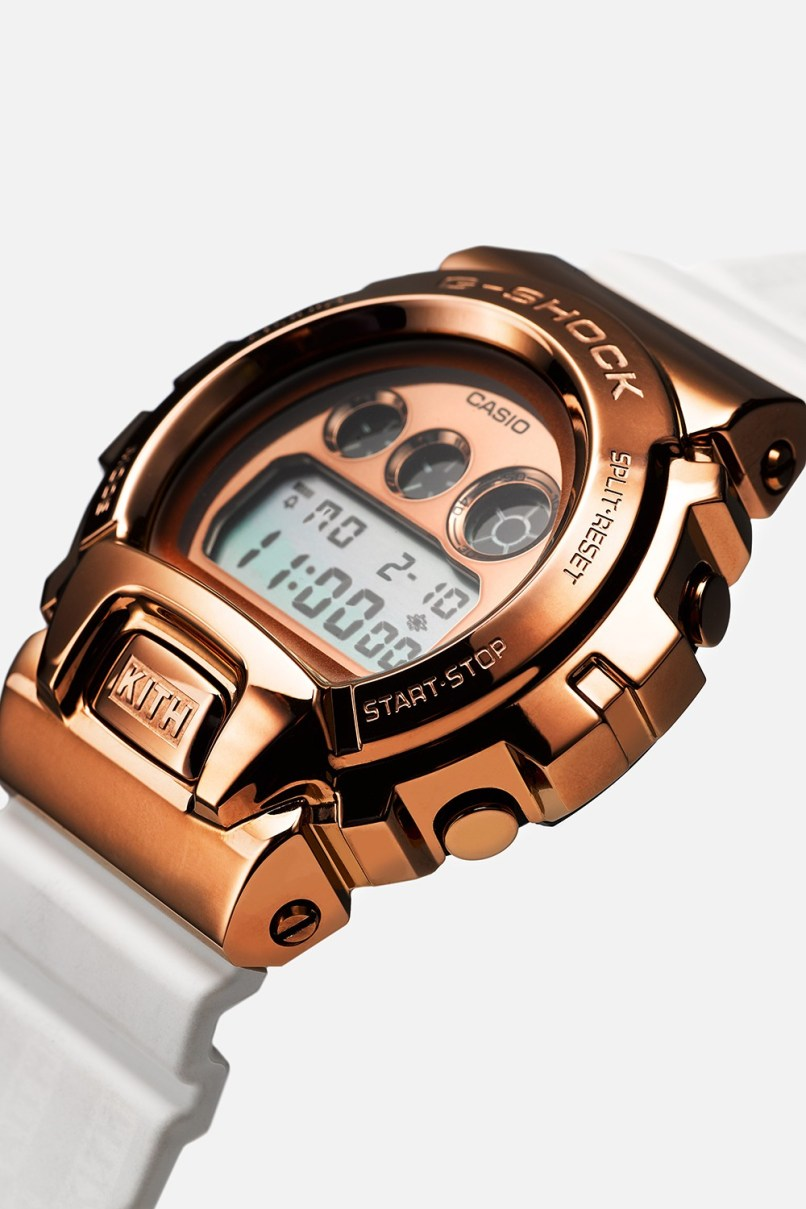 Casio Watch News 2020 Parts G Shock