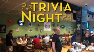 Trivia Night with Andy and AJ
