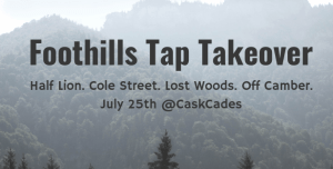Foothills Tap Takeover