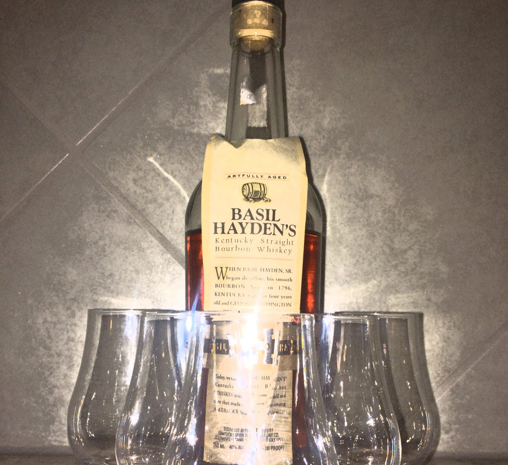 Basil Hayden's Kentucky Whiskey