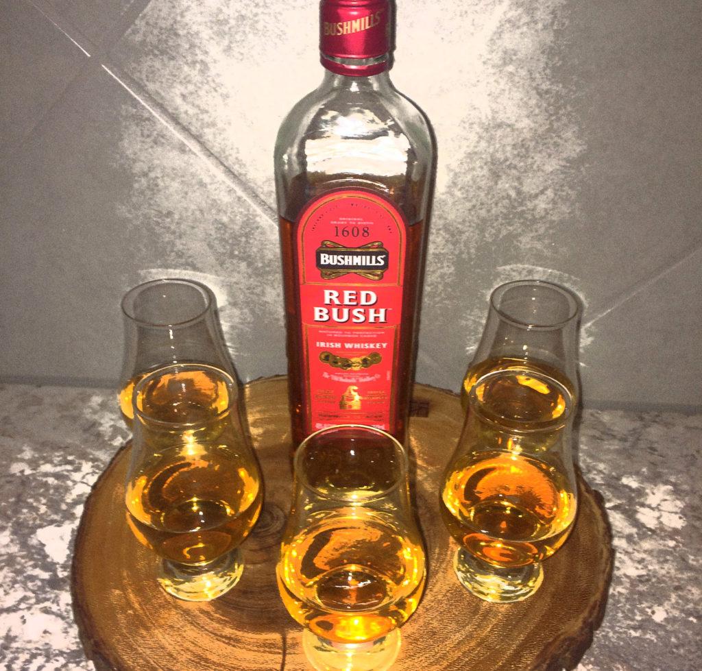 Bushmills' Red Bush Irish Whiskey