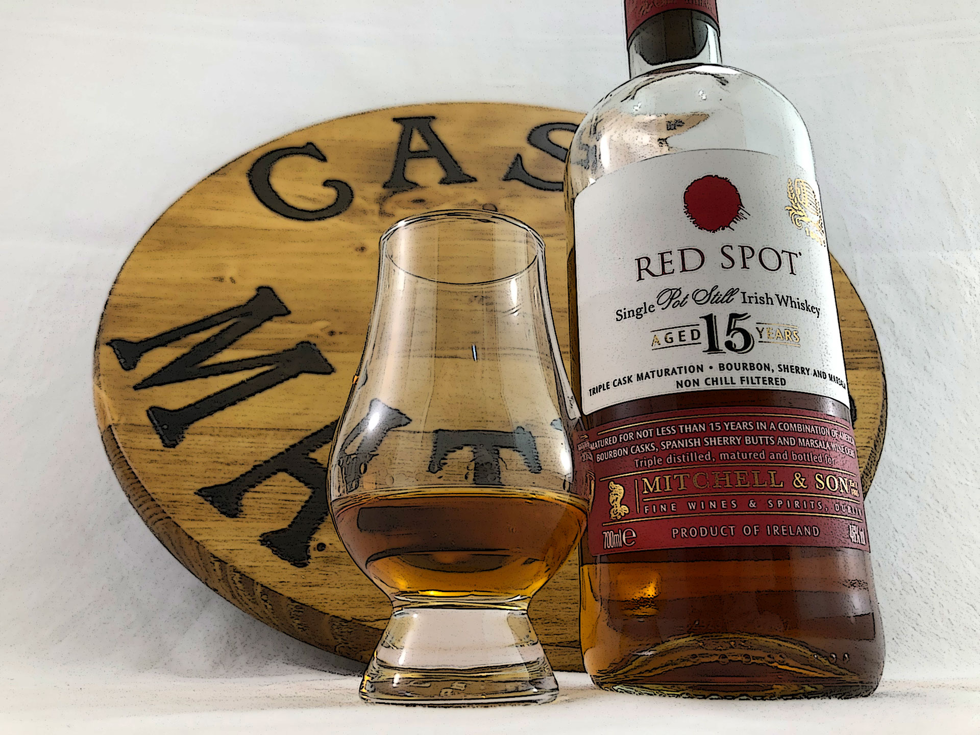 Red Spot Whiskey