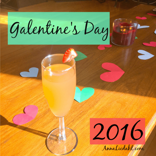 Galentine's Day Brunch 2016