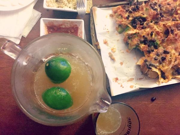 Beergarita and Nachos