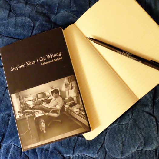 Notebook, Stephen King On Writing