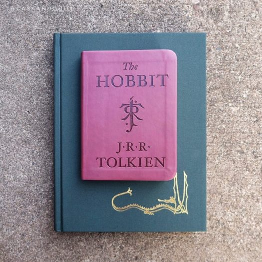 The Hobbit, Tolkien, Smaug