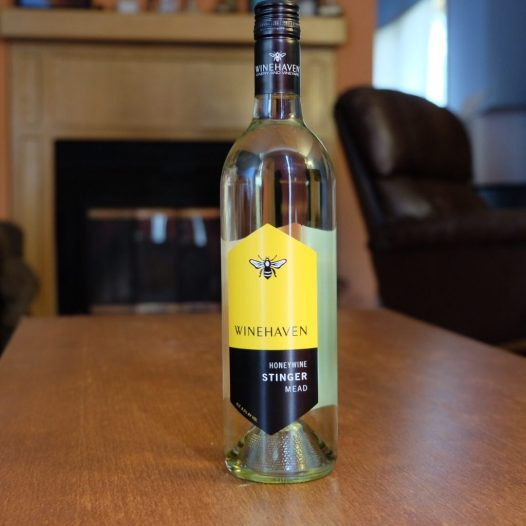 Winehaven honey mead
