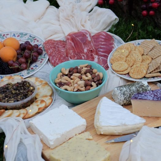 Midsummer Night's Dream Party, food