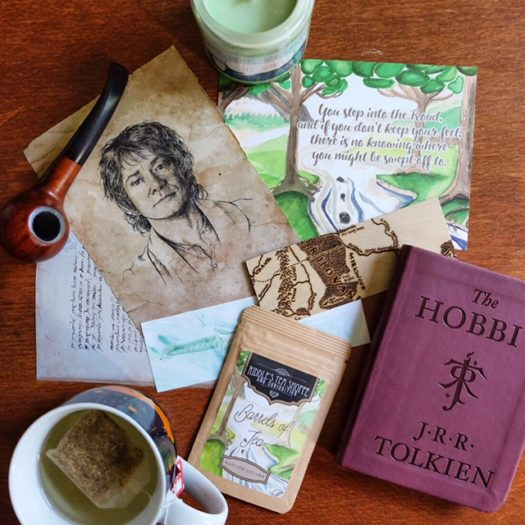 Inspirational Quotes and Moments in Tolkien's 'The Hobbit'