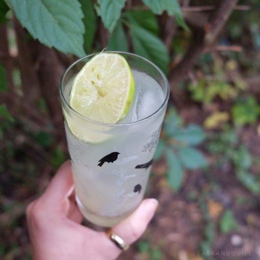 Midnight Margarita recipe