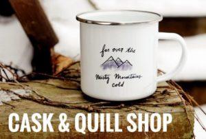 Cask & Quill Shop