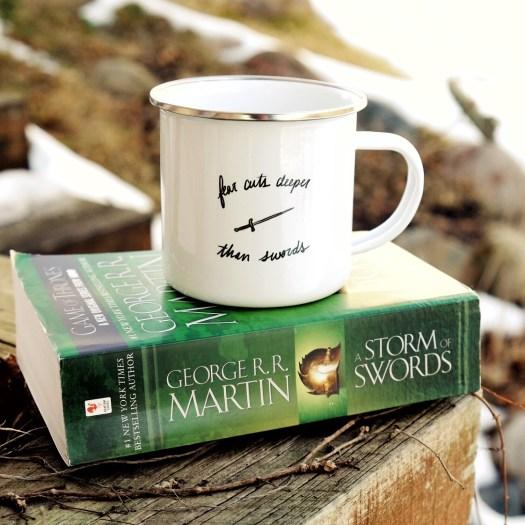 Arya Stark Needle mug