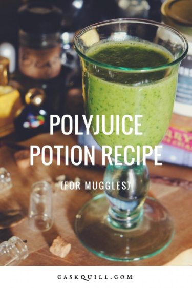 muggle polyjuice potion recipe