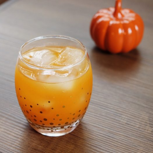 Wicked Quick Pumpkin Fizz