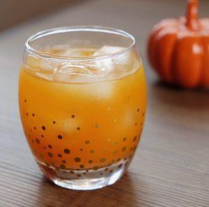 pumpkin fizz recipe
