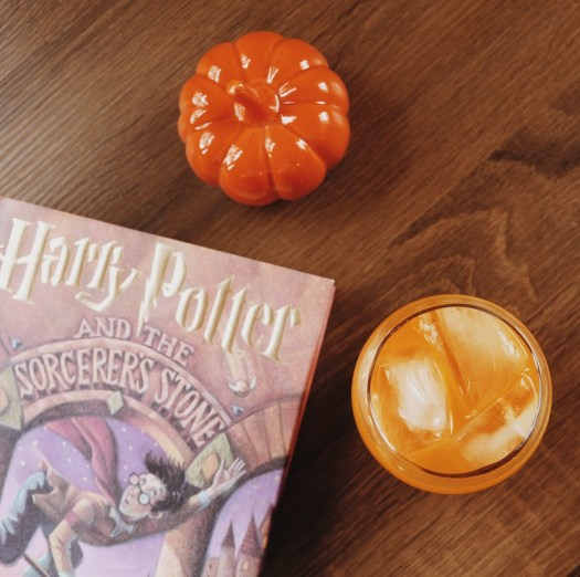 Harry Potter pumpkin juice fizz