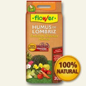 HUMUS DE LOMBRIZ 20L FLOWER