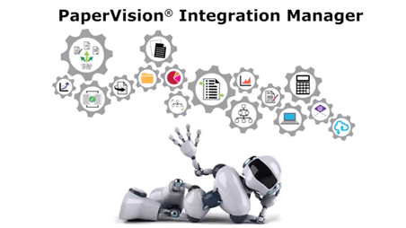 PaperVision® Integration Manager