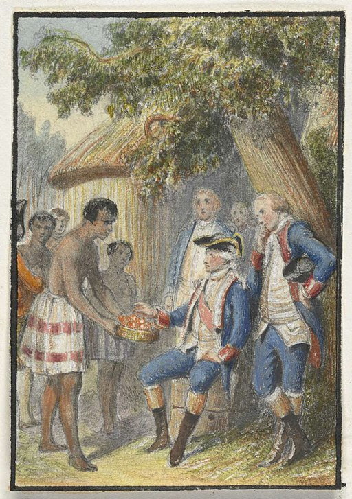 Tahitians_Presenting_Fruits_to_Bougainville_Attended_by_His_Officers