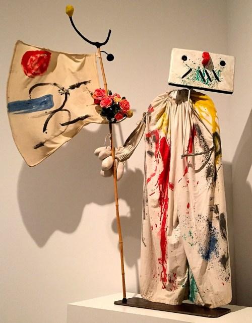 Joan Miro Skulptur