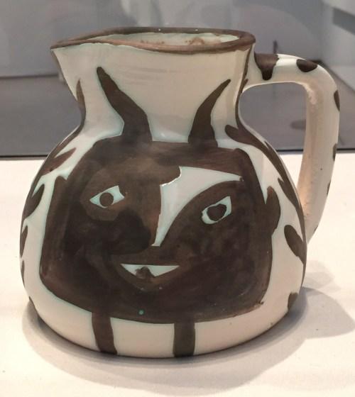 Picasso Keramik Krug