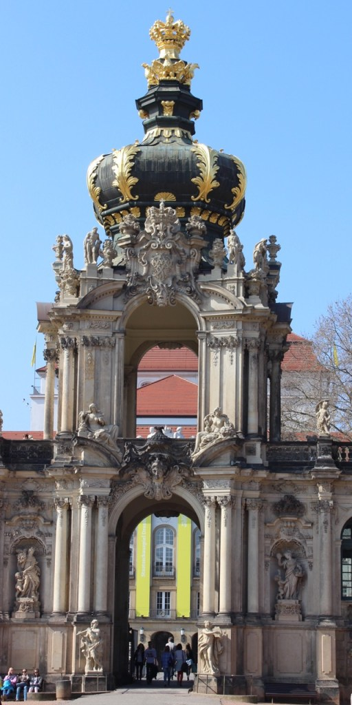 Dresden Zwinger Tor