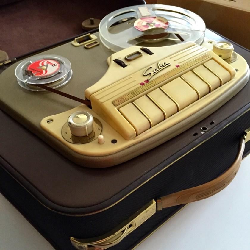 Tonbandgerät Saba