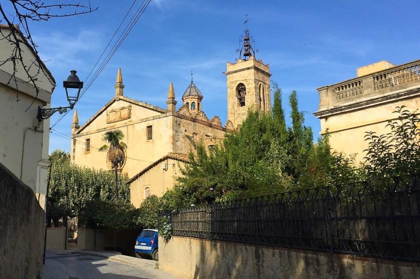 Alella Kirche