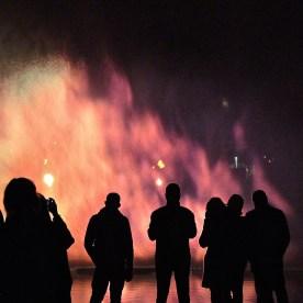 Der Feuerbrunnen von Pyromancer Berlin. (© casowi)
