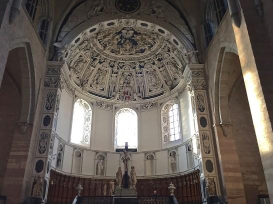 Die hintere Kapelle von St. Peter (© casowi)