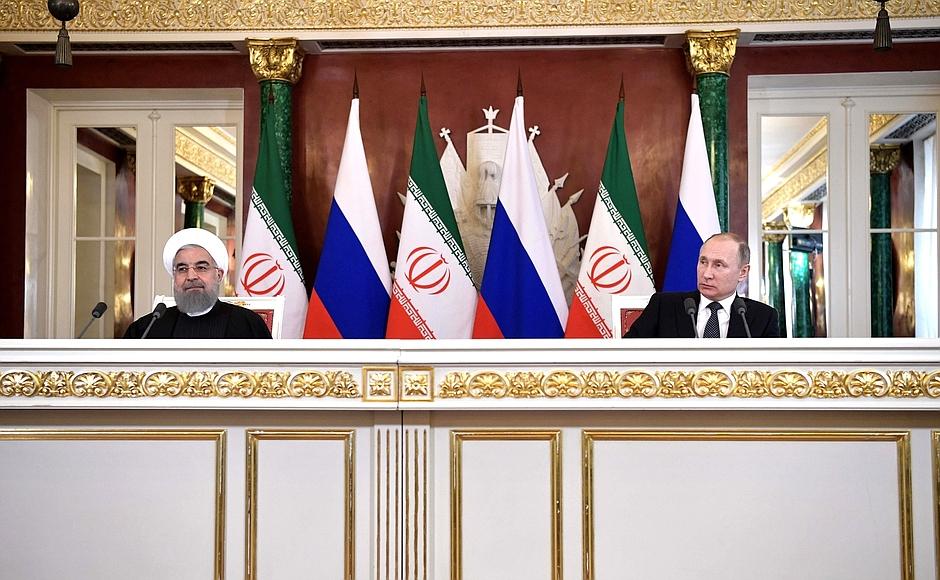 Россия – Иран: кавказское измерение сотрудничества