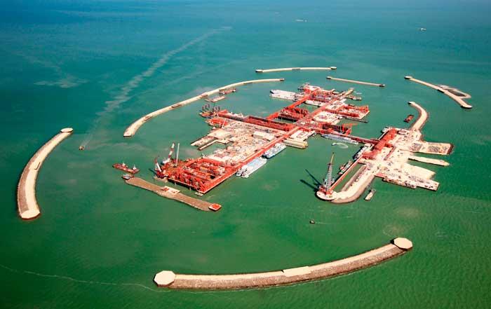 Второй миллион тонн нефти добыт на Кашагане