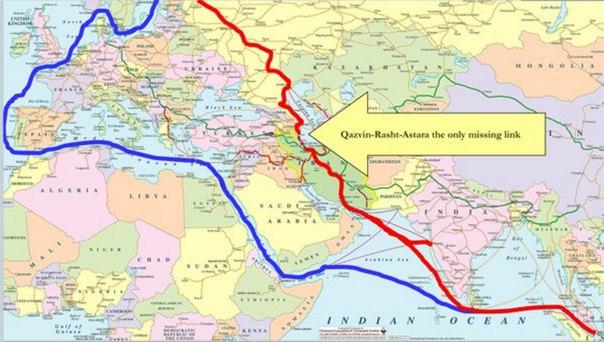 Российско-индийское сотрудничество обретает транспортную составляющую