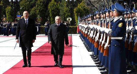Казахстан – Азербайджан: нефть, торговля, безопасность